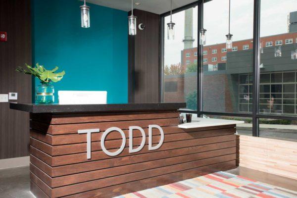 Todd, Columbia