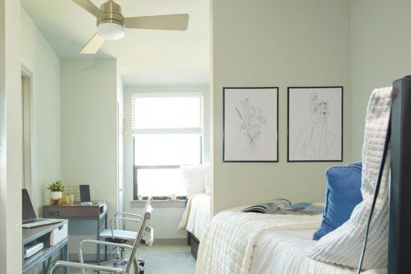 Verve New Jersey bedroom