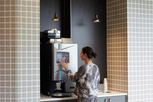 Verve New Jersey coffee machine