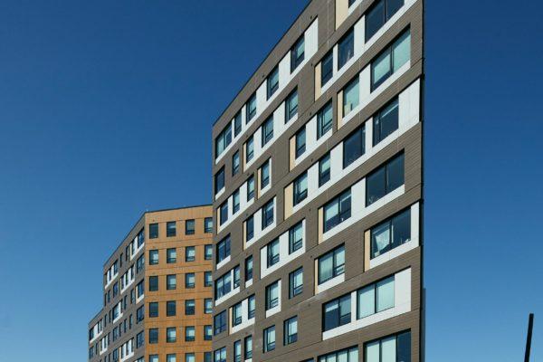 Verve New Jersey building exterior