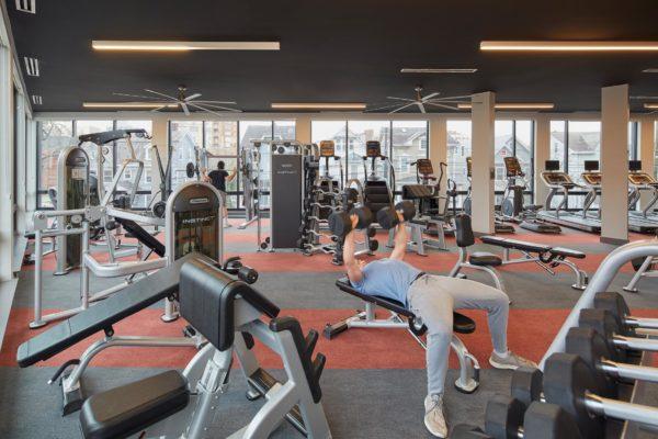 Verve New Jersey gym