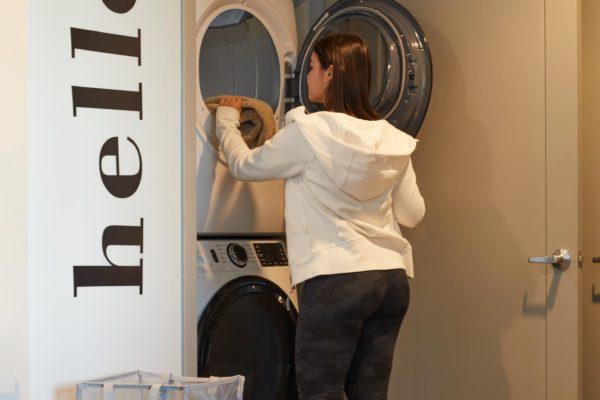 Verve New Jersey laundry