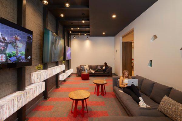 Verve New Jersey lounge