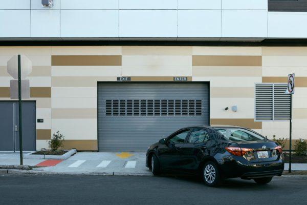 Verve New Jersey garage
