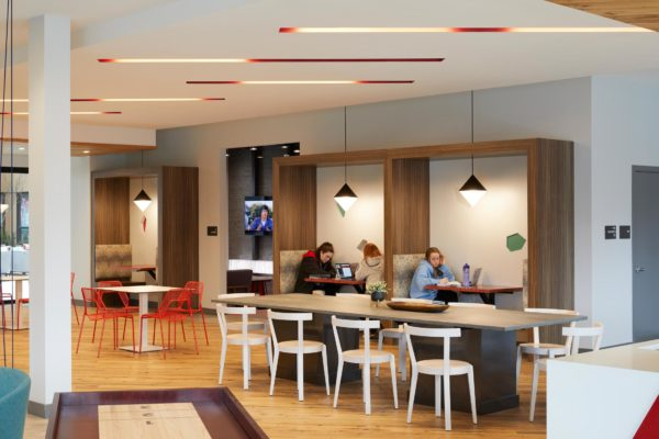 Verve New Jersey study lounge