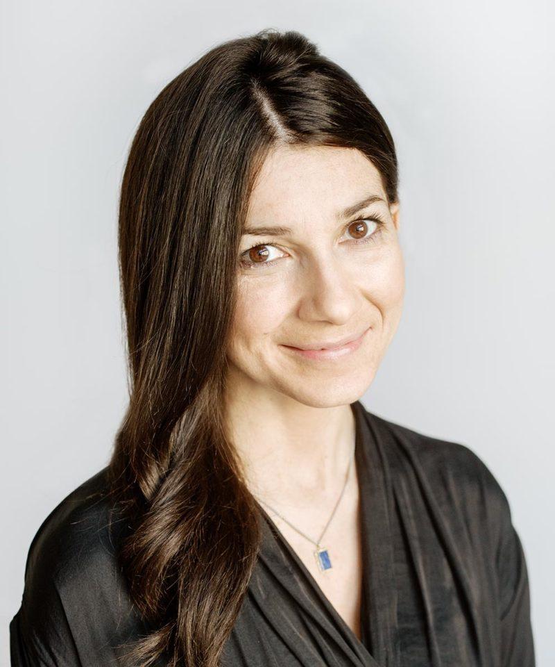 Angelina Hristova headshot