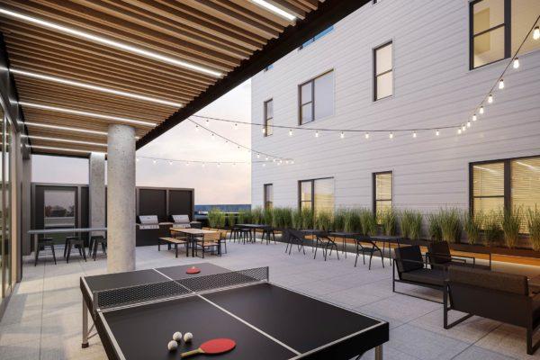 Verve St. Louis Courtyard
