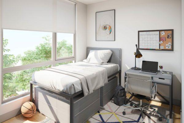 Verve St. Louis Bedroom