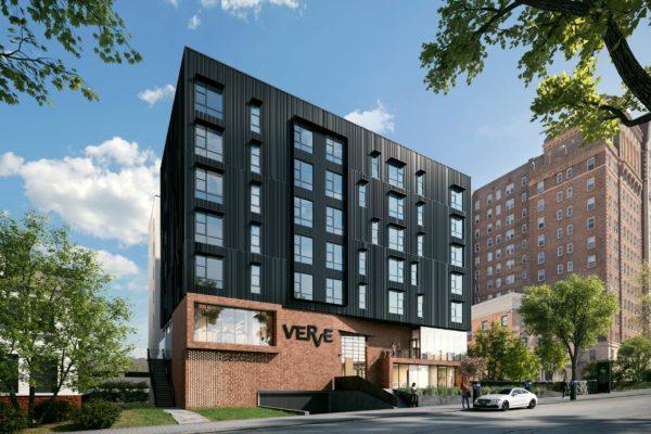 Verve St. Louis Student Housing Exterior